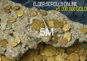 ELDER SCROLLS ONLINE 5M (5000K) GOLD PC NA ESO