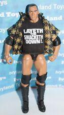 WWE the Rock Legends Mattel Elite Series Action Figure Wrestling WWF
