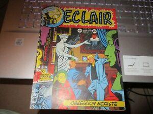ECLAIR 14 RECIT COMPLET ARTIMA 1958 TBE+