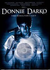 NEW 2DVD SET // DONNIE DARKO - DIRECTOR'S CUT - Jake Gyllenhaal, Patrick Swayze
