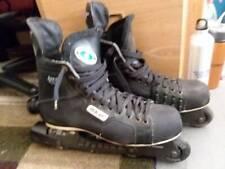 "Bauer H3 Inline Roller Hockey Skates Us Men's Nhl ""Off Ice Hockey"" Skates"
