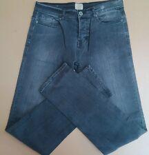 Primark Men's Dark Grey Skinny Jeans
