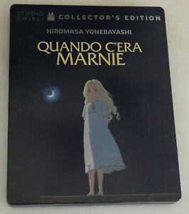 QUANDO C'ERA MARNIE - Steelbook - Studio GHIBLI (Blu-ray)