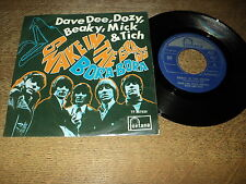 "DAVE DEE DOZY BEAKY MICK & TICH 45 TOURS 7"" BELGIUM SNAKE IN THE GRASS"
