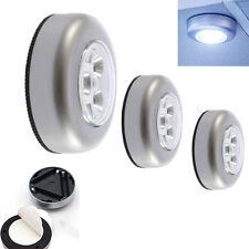 Stick Wireless Schnurlos Akku GlüHbirne Betrieben Nacht Wand Lampe Stil Heiß Neu