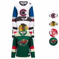 NHL Official Reebok 2016 Stadium Series Premier Team Jersey Collection Women's
