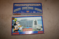 Disney World Parks Contemporary Hotel & Monorail Playset w/Original Box R129