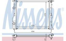NISSENS Radiador, refrigeración del motor RENAULT CLIO KANGOO NISSAN 63884