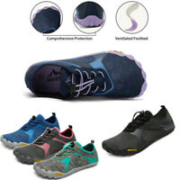Women's Quick Dry Water Shoes Barefoot Aqua Beach Sports Pool Swimming Shoes