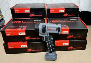 """Ingersoll Rand D1410 1/4"""" 12 Volt Electric Screwdriver New in Box"""