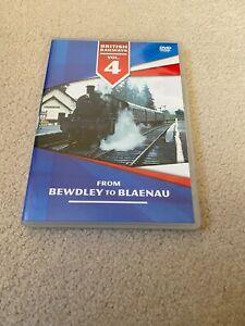British Railways Vol 4 Bewdley to Blaenau DVD