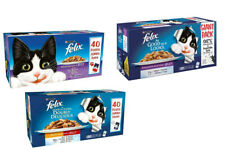 Felix As Good As It Looks Wet Cat Food Mixed Favourites Meat Fish Jelly Pouches