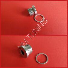 Verschlussschraube DIN 908 M18x1,5 Verzinkt mit Alu Dichtring MT-19.4A