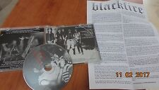 BLACKFIRE THE HEREAFTER LIVE (LIVE 1988) CD BLACK OCCULT HEAVY METAL CULT BAND
