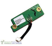 Original HP DV2000 Power Button Board w/Cable 219021138AR0 50.4F616.003 REV:A02