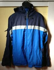 Sessions Men's Terrain Series  Winter Jacket Blue L Large Snowboard Ski Snow