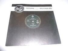 "FATMAN Featuring STELLA MAE - Release me - 1990 UK 3-track 12"" vinyl single"