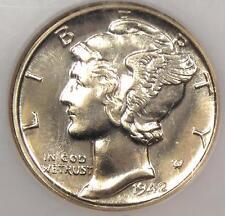 1942 PROOF Mercury Dime 10C - NGC PR67 - Rare Superb Coin!