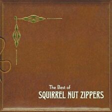 The Best of Squirrel Nut Zippers by Squirrel Nut Zippers (CD, Oct-2002,...