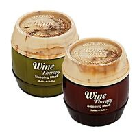 [HOLIKA HOLIKA]  Wine Therapy Sleeping Mask Pack 120ml 2 type Choose one / Korea