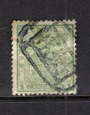 China 1885 1 Candarin Dragon, perf 12.5 - Used - Sc# 10 Cats $110.00