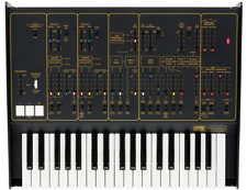 Korg ARP Odyssey FS full size 37 keys Synthesizer Rev 2 Black/Gold  //ARMENS//