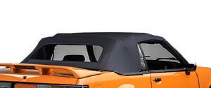 Mercury Capri Convertible soft Top & Plastic Window Fits (1990-June 1992)