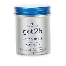 Schwarzkopf Got2b Beach Matt Paste (surfer look) 100ml old packaging
