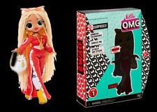 L.O.L. Surprise O.M.G. Top Secret Swag, große LOL OMG Puppe mit Haaren NEU/OVP