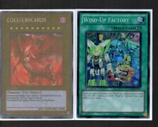 Yugioh Card - Super Rare Holo - Wind-Up Factory GENF-EN054 1st Edition