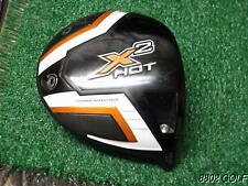 Very Nice Tour Issue Callaway X2 Hot Pro 8.5 degree Driver Head & Screw TC