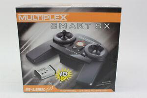 Multiplex 15301 Hitec RC SMART SX 6 MLINK Set  Mode 2+4   NEU in OVP