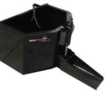 Concrete Bucket - Hydraulic Skid Steer Loader Attachment Bobcat Gehl JD Kubota
