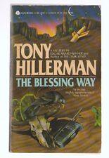 THE BLESSING WAY Tony Hillerman Avon Paperback  1978  Lt. Joe Leaphorn