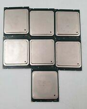 Lot of 7 Intel Core i7-3820 3.6GHz Quad-Core Processor