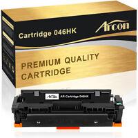 1PK Black for Canon 046 H Toner ImageClass Mf733cdw Mf731cdw Mf735cdw High Yield