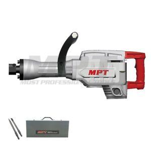 MPT Electric Jack Hammer Demolition Breaker 45J 1500 Watt