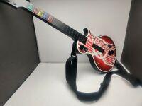 Guitar Hero AEROSMITH Les Paul XBOX 360 Red Octane 95339