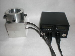 Rosin Press plates and heater, Dual PID controller 3x3