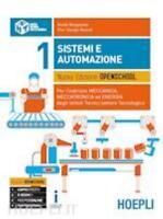 sistemi e automazione vol.1 Bergamini HOEPLI scuola codice:9788820372255