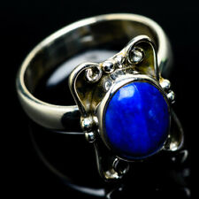 Lapis Lazuli 925 Sterling Silver Ring Size 6 Ana Co Jewelry R24560F