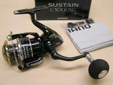 Shimano Sustain 5000XG Spinning Reel 6.2:1 C5000XG Model SA-C5000XGFI