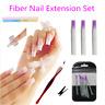 Manicure Extension Fibernails Fiberglass Nail Extension Acrylic Nails Fibra Kit