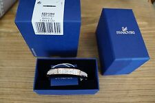 SWAROVSKI 5221394 Ethic Narrow Bangle, L NIB 100% Authentic