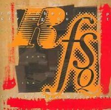 The Bridge Between by Robert Fripp String Quintet (CD, Jul-1994, Discipline)
