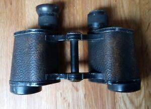 Zeiss Jena Silvamar 6x30 Binoculars