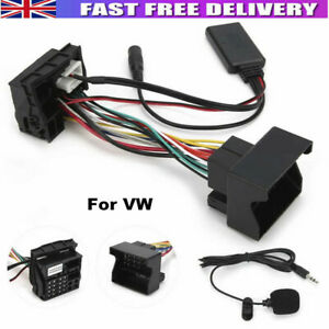 Wireless Bluetooth Hands Free Call Adapter for VW RCD510 310+ 300+ RNS510 315
