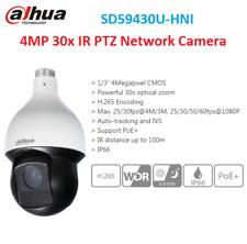 English Version Dahua 4Mp 30x Network IR PTZ Speed Dome IP Camera SD59430U-HNI