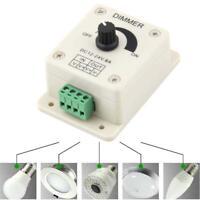 Practical 12-24V 8A Light Dimmer Brightness Adjustable Control LED Lamb Strip