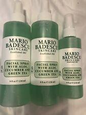 Mario Badescu Skincare Aloe, Cucumber & Green Tea Facial Sprays (3)